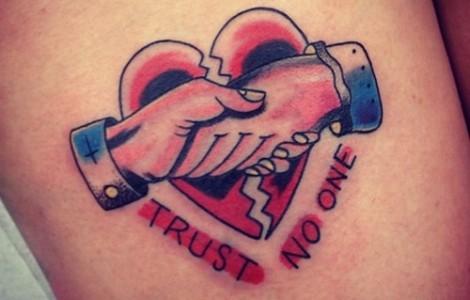 Broken Heart Tattoos Ideas 470 300 Devotions By Jan